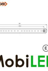 Richtingaanwijzer dynamisch 12-24v 1 functie E-keur