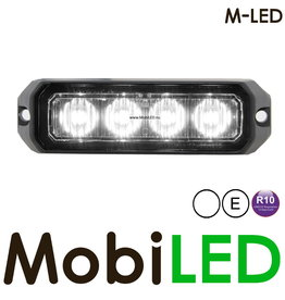 M-LED Flitser Wit Pro 4 Compact