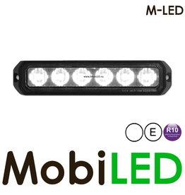M-LED Flitser Wit Pro 6 Compact