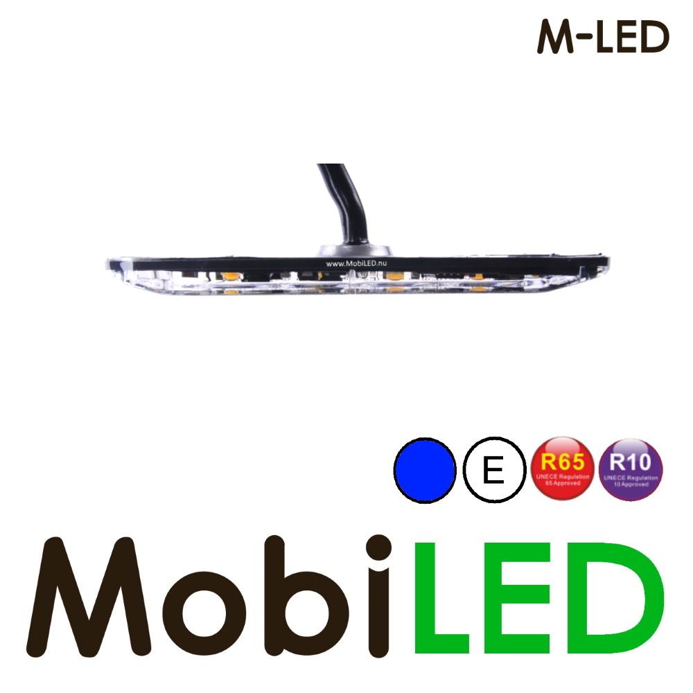 M-LED M-LED Super dunne blauw flitser 4 Leds E-keur