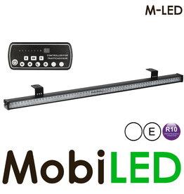 M-LED Traffic advisor + controler blanc