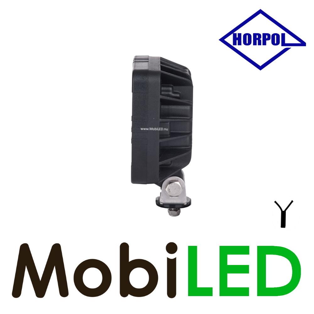 HORPOL Werklamp compact 15 leds IP68