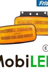 Fristom Amber markering met richtingaanwijzer E-keur