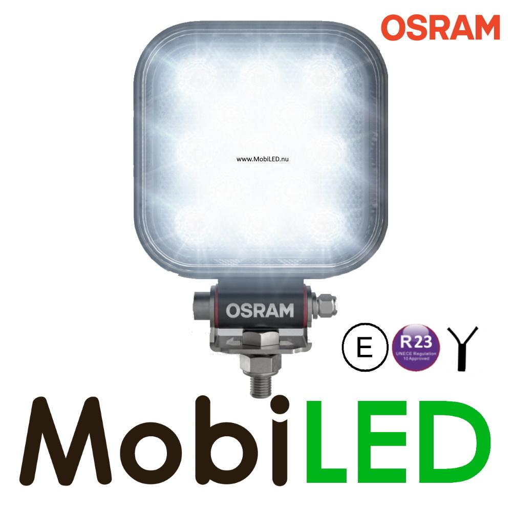 VX120S-WD Werklamp/achteruitrijlicht 15W vierkant E-keur