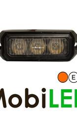 Flitser Amber Pro 3 Compact met 5m kabel R10