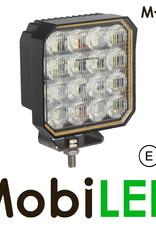 M-LED Werklamp 90 Watt vierkant E-keur