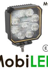 M-LED Werklamp 35 Watt vierkant E-keur