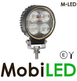 M-LED Werklamp 20 Watt rond