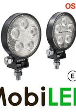 VX70-SP Werklamp 8W set rond E-keur