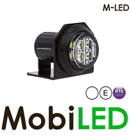 M-LED Hide away LED flitser inbouw  wit