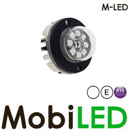 M-LED Witte Undercover inbouw/opbouw  Flitser