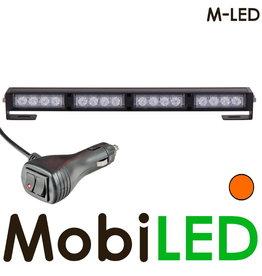 M-LED Traffic advisor flitser 4 leds Amber