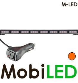 M-LED Traffic advisor flitser 8 leds Amber