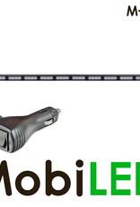 M-LED Traffic advisor flitser 12 leds 1056 mm Amber
