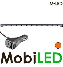 M-LED Traffic advisor flash 12 leds Ambre