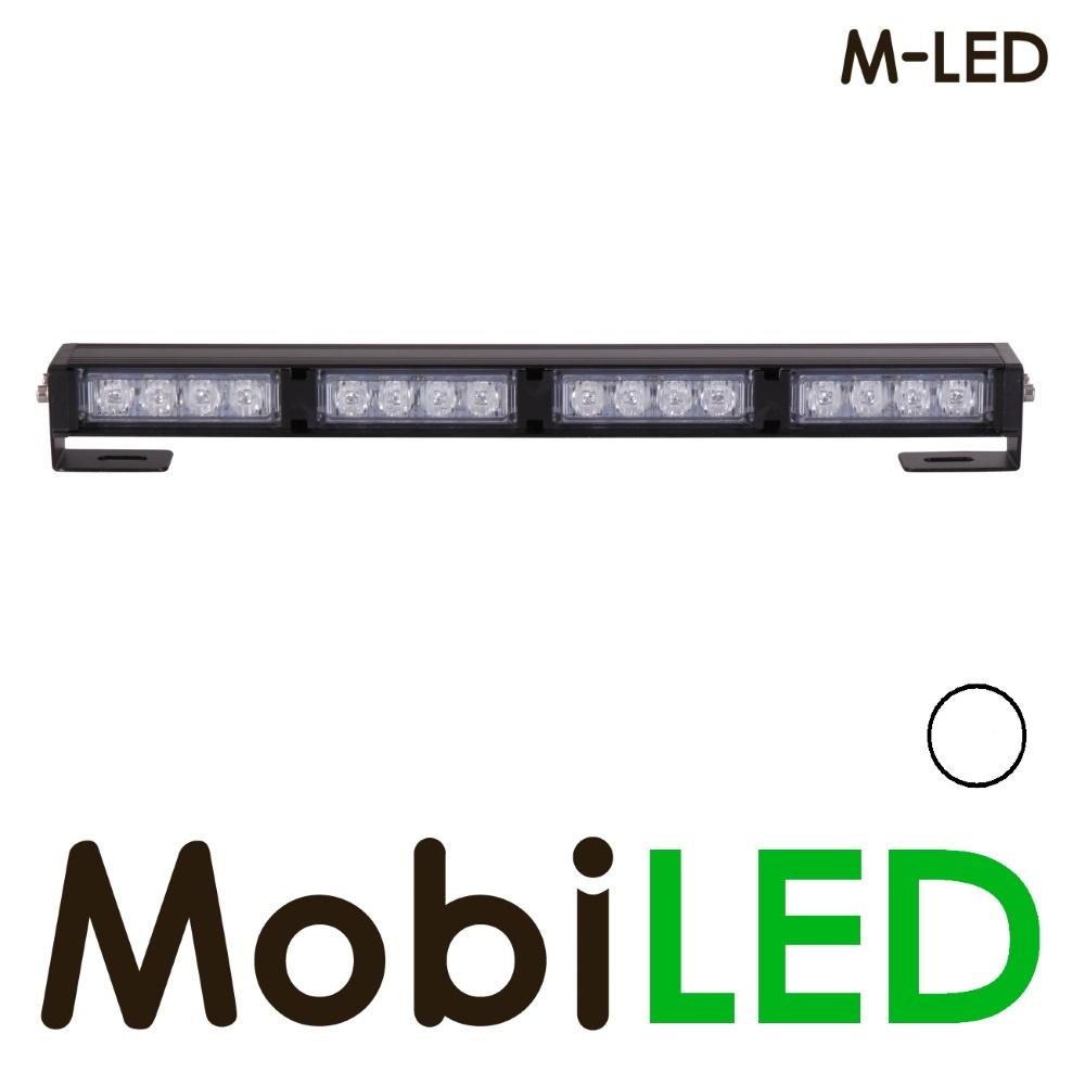 M-LED Traffic advisor flitser 4 leds 357mm Wit