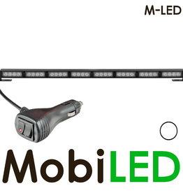 M-LED Traffic advisor flitser 8 leds Wit
