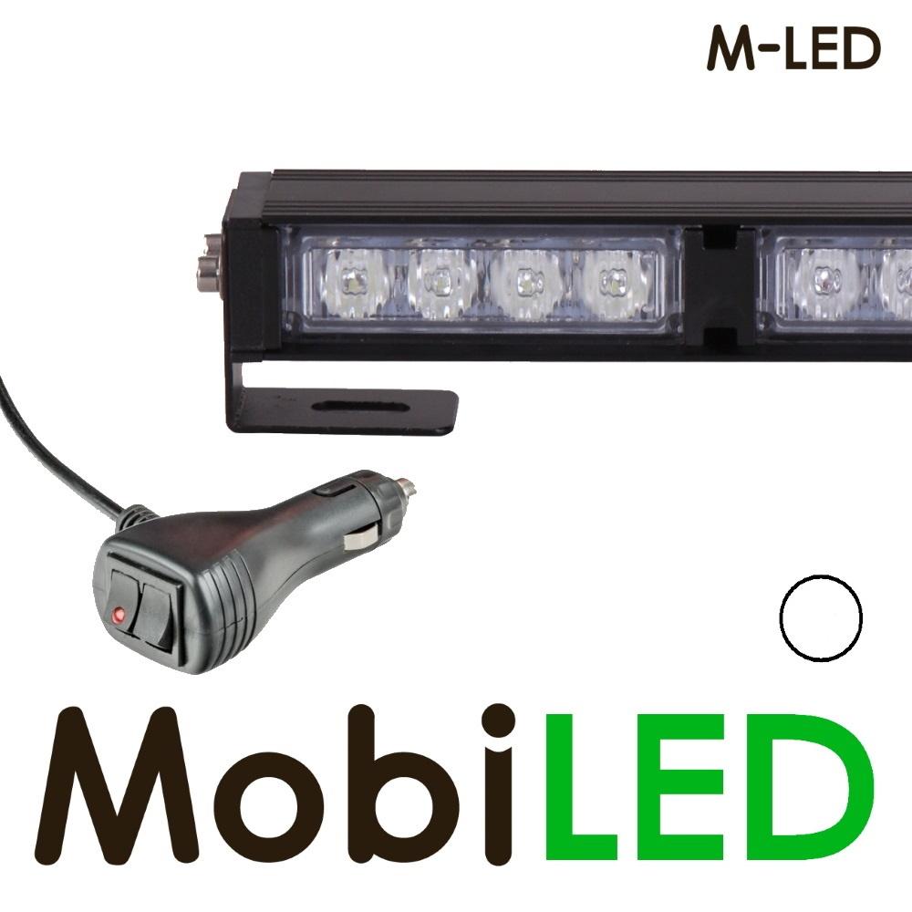 M-LED Traffic advisor flitser 12 leds 1056 mm Wit