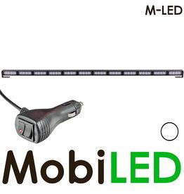 M-LED Traffic advisor flitser 12 leds  wit