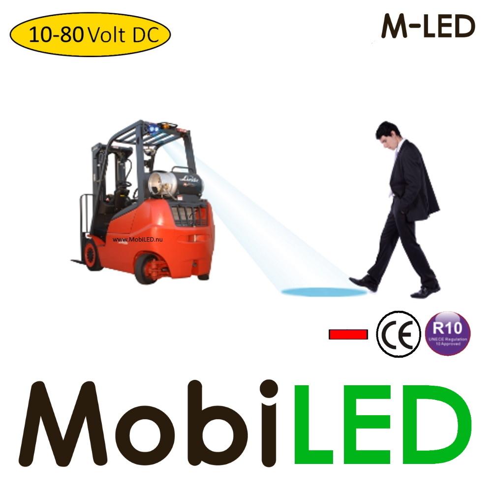 M-LED Red spot safety Line veiligheidslamp
