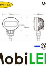 M-LED Blue spot safety Line veiligheidslamp
