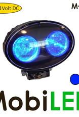 M-LED Blue spot safety LED