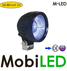Blue spot safety Arrow Veiligheidslamp 10-80V
