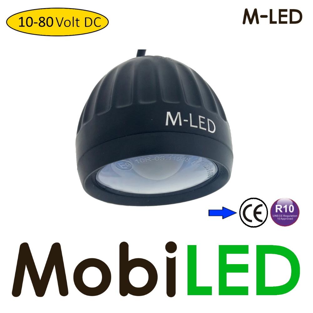 M-LED  Blue spot safety Arrow Veiligheidslamp 10-80V