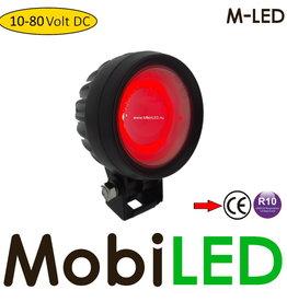 Spot sécurité Flèche rouge 10-80V