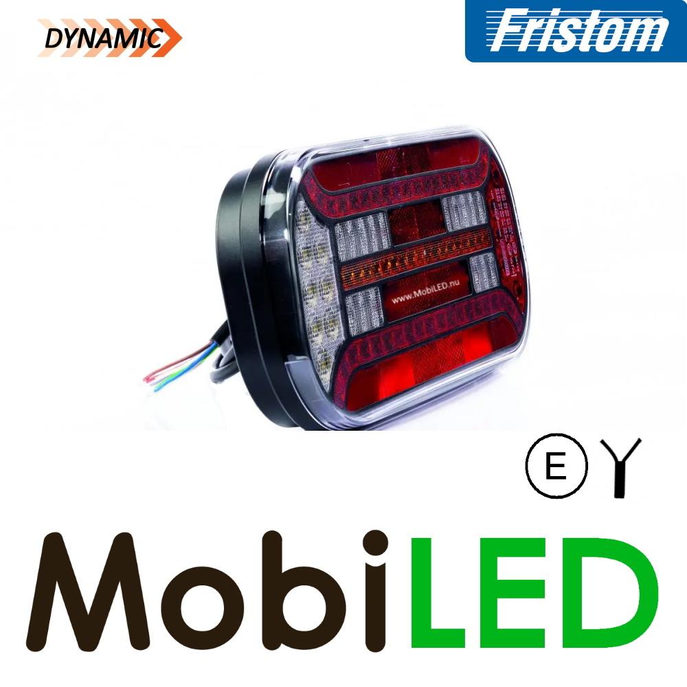Fristom Achterlicht 5 functies reflector links kabel