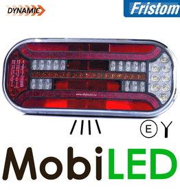 Fristom Achterlicht 5 functies reflector kenteken rechts kabel