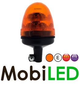 Flitslamp 48w Flex DIN Amber E-keur