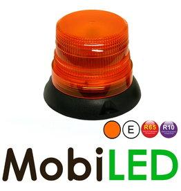 Flitslamp Magneet Vast Amber