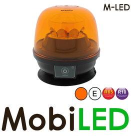 M-LED Oplaadbare zwaailamp / flistlamp