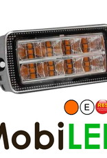 Flitser compact 8 leds