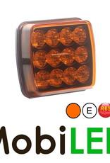 Flitser amber dubbelflits patroon