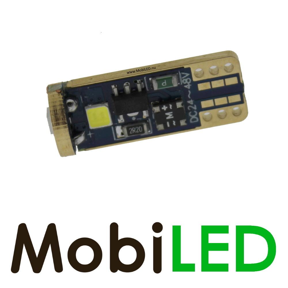 Inbouwlamp T10 LED SMD 24-48 volt DC