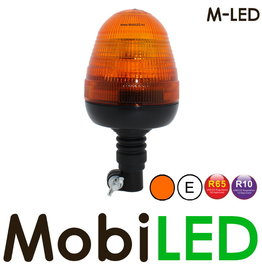 M-LED Instelbare Zwaailamp /flitser 48w opsteek DIN flex