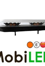 Flitsbalk dakset magneet 16 inch E-keur