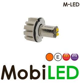 M-LED Undercover inbouw/opbouw  flitser amber