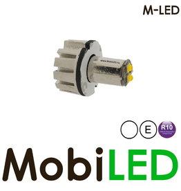 M-LED Undercover inbouw/opbouw  flitser wit