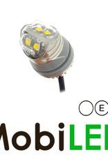 M-LED Undercover inbouw Flitser Pop in wit
