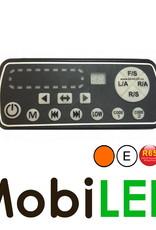Dakset 1010x120 mm 114W R65-R10