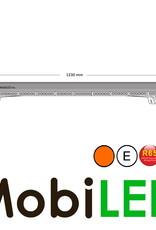 Dakset 1230x200 mm 138W R65-R10
