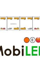 Juluen Full options dakset RWX Legion 1240 mm E-keur