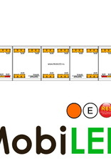 Juluen Full options dakset RWX Legion 1520 mm E-keur