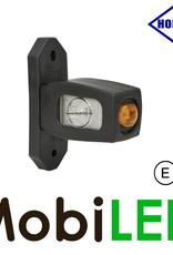 HORPOL Pendellamp Vierkant Kort model Rood/Amber/Wit 12-24 volt E-keur