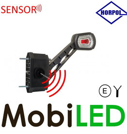 HORPOL Sensor Lampe pendentif Modèle oblique Droite