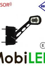 HORPOL Sensor Pendellamp Schuin model Links Rood/Amber/Wit 12/24V E-keur