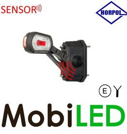 HORPOL Pendellamp Schuin model - Links - E-keur klein met sensor